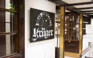 restaurante artesanal alemán